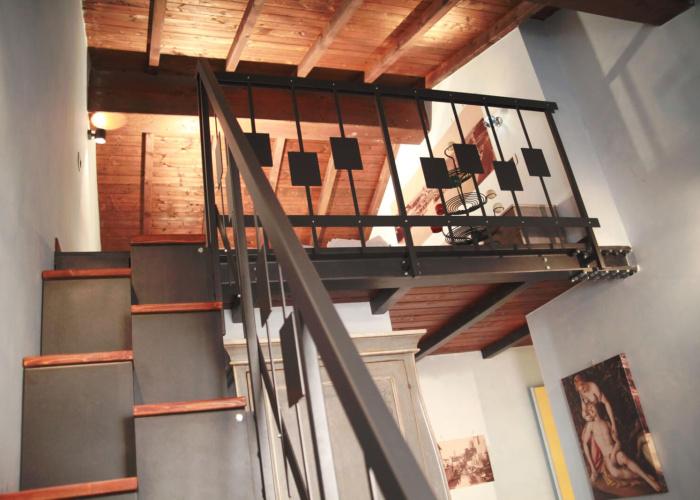 Camera Angelica e Medoro scala