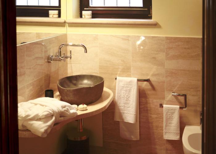 Camera Angelica e Medoro bagno